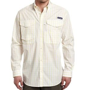 Columbia Italian Bonefish Long Sleeve Shirt L NEW